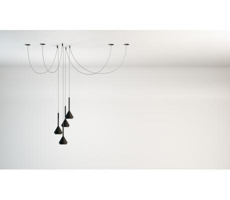 Závěsné LED světlo ARKOS LIGHT SPIN